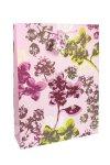 Geschenktasche Florales, 18 x 8 x 23 cm