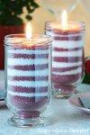 Kerzensand flieder-hell 400 g
