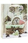 Geschenktüte Geschenkkorb, 26 x 12 x 32 cm