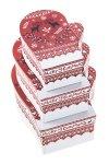 Geschenkboxen Fausthandschuh, 3er Set