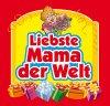 Flaschen-Etikett Liebste Mama der Welt