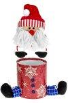 Geschenkbox Weihnachtsmann groß