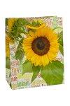 Geschenktasche Sonnenblume klein