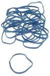 Gummibänder 30 mm blau (30 g)