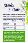 Stevia-Zucker 500 g
