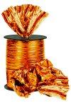 Polysilk 50 m orange matt metallic