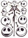 Sticker Halloween - Der Sensenmann